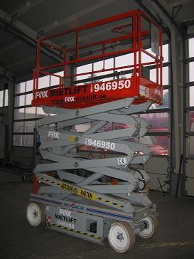 30- S1000 | 10 m Arbeitshöhe