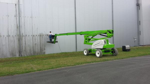 98- TG21   21 m Arbeitshöhe   Hybrid