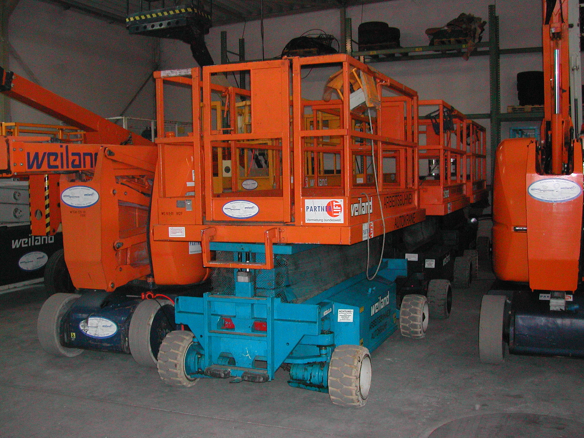 Holland Lift Monostar Y 83.10 kaufen