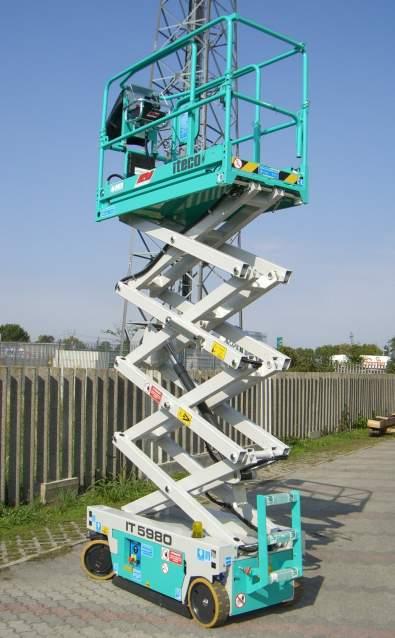 50- S120 | 12 m Arbeitshöhe