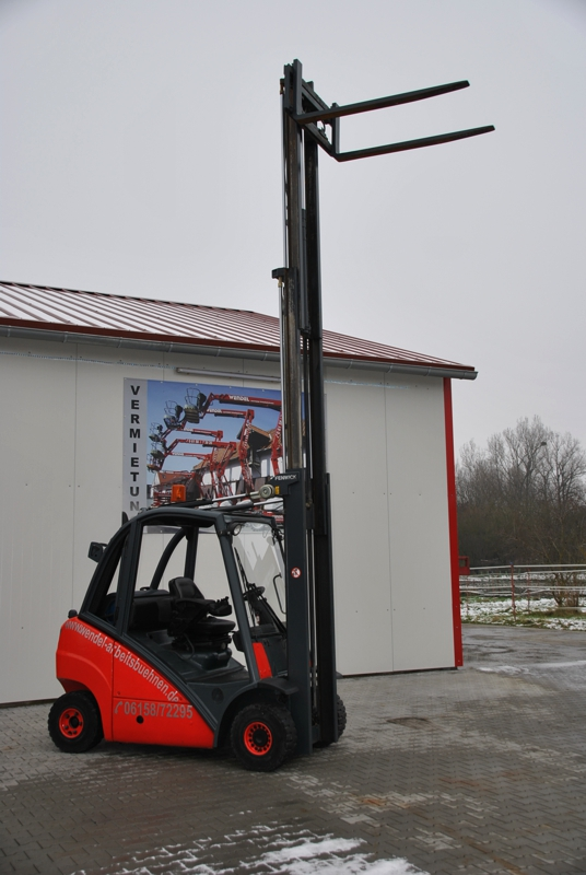 Gasstapler H 25T