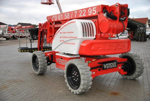 HR 21 DE Allrad - Hybrid