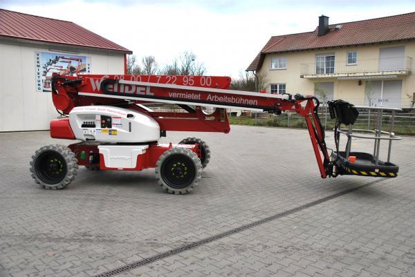 HR 21 DE Allrad - Hybrid-MKII